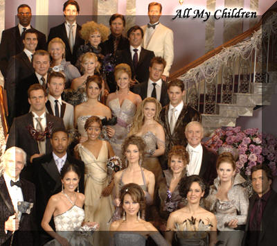 All My Children cast